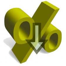 percent-symbol-down-arrow